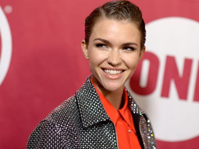 Ruby Rose is absolutely killing it in Hollywood right now. Picture: Getty Images