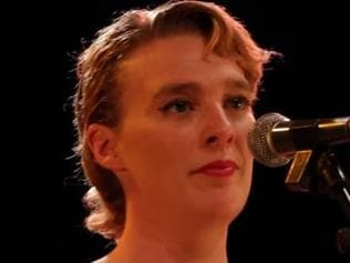 French singer Barbara Weldens dies on stage. Picture: YouTube