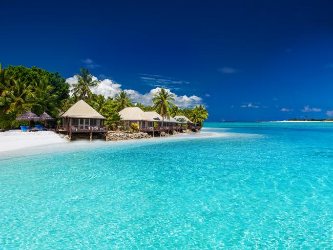 Fiji is feeling the impact of climate change. Picture: iStock
