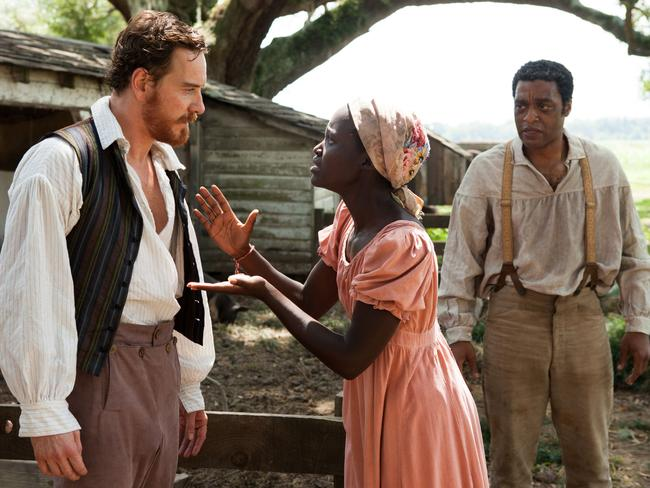 12 Years A Slave won best picture at this year's Academy Awards.