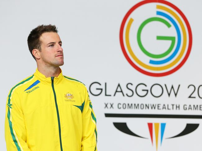 James Magnussen won the 100m freestyle.