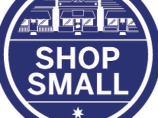 Join the Shop small movement ... Help save small business.