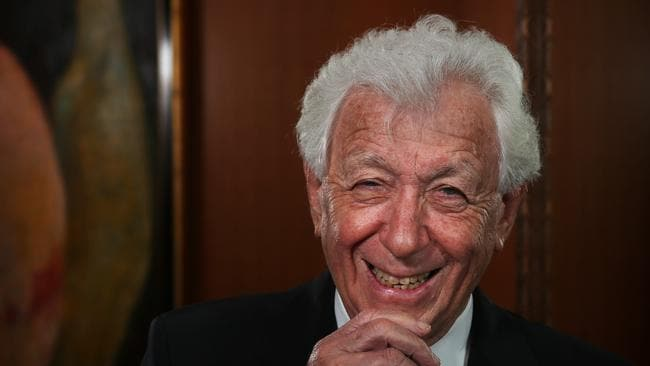 Retail king ... Frank Lowy's Westfield group operates over 100 shopping centres worldwide.