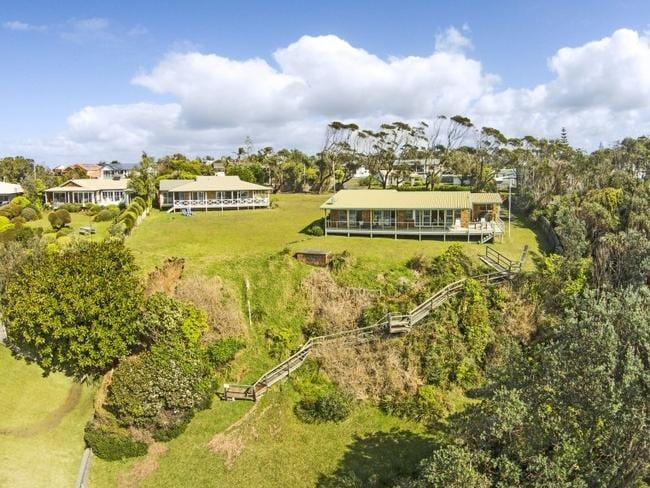 From 750 pounds to $9 million in 65 years. Picture: realestate.com.au