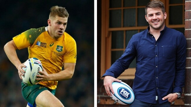 Former Wallaby Drew Mitchell will play and commentate at the Global Tens.