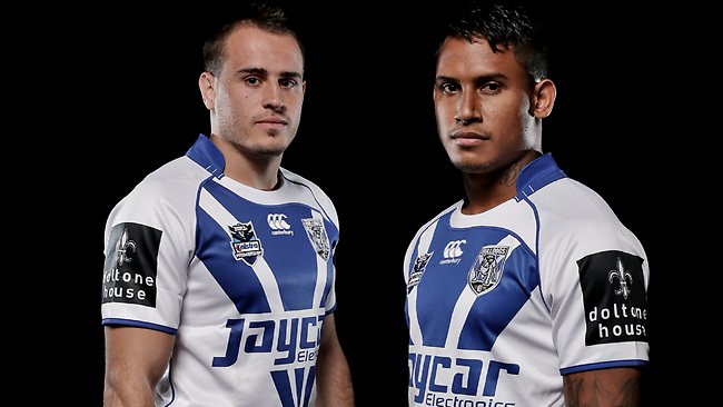 Josh Reynolds and Ben Barba