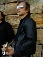 14. Deniz Tek (Radio Birdman) - The American-born guitarist brought the attitude and style of the late 60s Detroit rock scene with him to Radio Bridman. Picture: Supplied