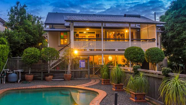 37 Villa St, Annerley will be auctioned at noon on Saturday.