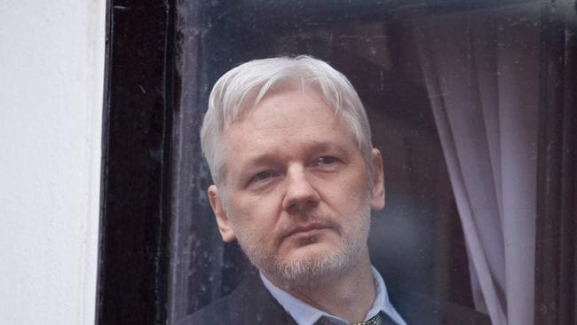 US scheming detain charges for Assange