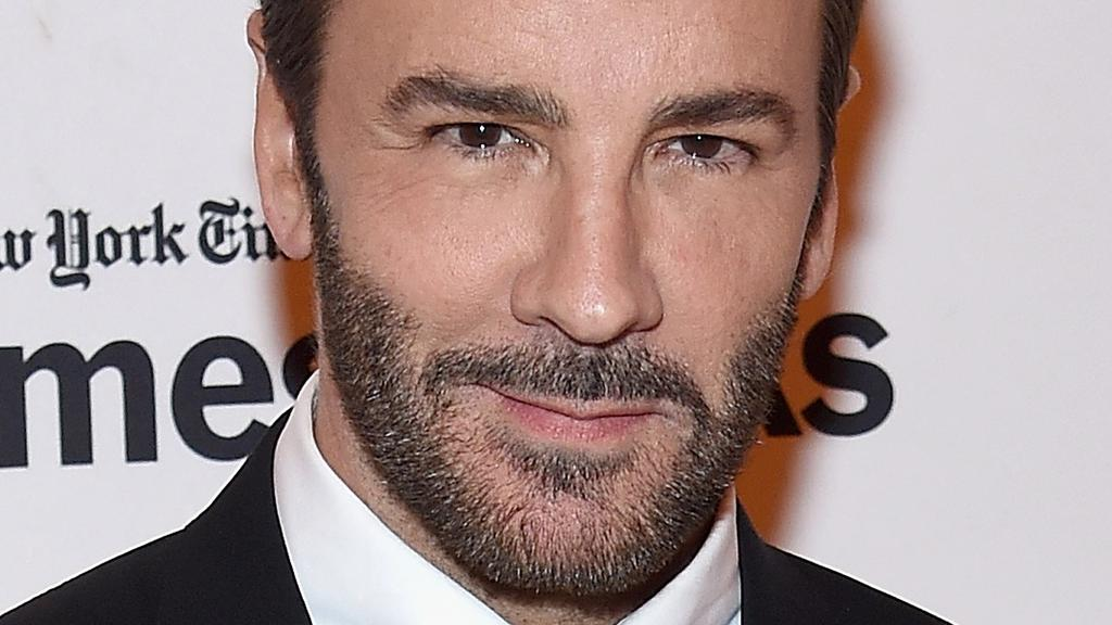 Tom Ford says he won't dress Melania Trump. Picture: Getty