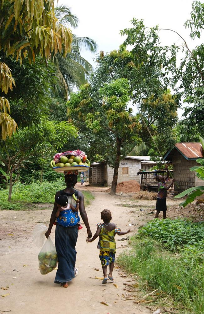 Sierra Leone wants is investing in tourism. Picture: stringer — bel.