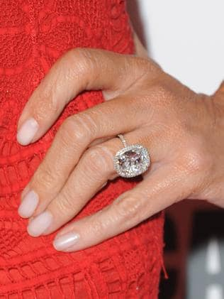 Sofias Engagement Rock Picture Getty Images