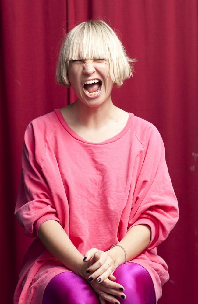 Topping the charts: Sia Furler's album has debuted at No.1.