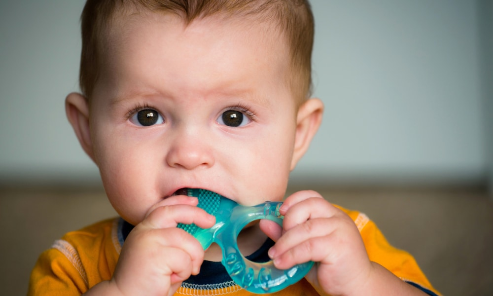 The truth about teething and fevers