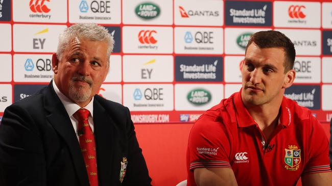 Warren Gatland says Ben Te'o's best position is at inside centre and will provide impact off the bench.