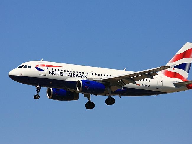 British Airways #askedforit. Picture: Supplied