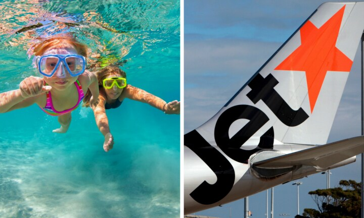 Say goodbye to the winter blues: Jetstar just launched an epic sale