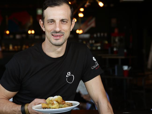 Antonio Ruggerino is working hard to keep his restaurant profitable, but feels Sydney City Council laws are making it incredibly difficult.