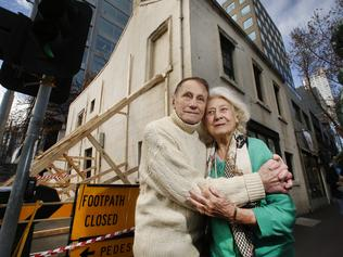 Melbourne CBD's Oldest under threat.
