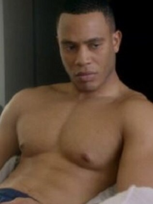 Don't go ... Trai Byers is said to be keen to leave hit series Empire. Picture: Fox