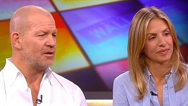 Lululemon founder Chip Wilson said women's thighs are to blame for the sheerness of his tights.