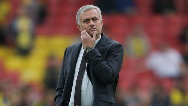 Mourinho to revert to 'normal team' to play Watford