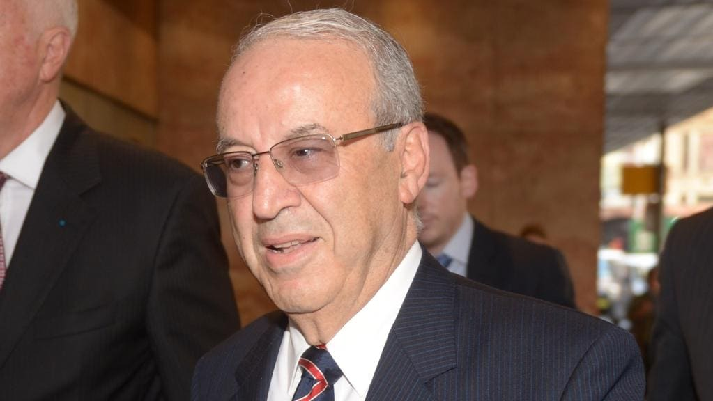 Former State Labor Minister Eddie Obeid. Picture: AAP