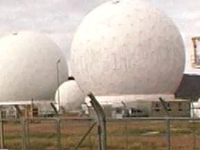 Inside Australia's secret 'spy base'