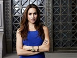 Meghan Markle photographed for the TV series SUITS.