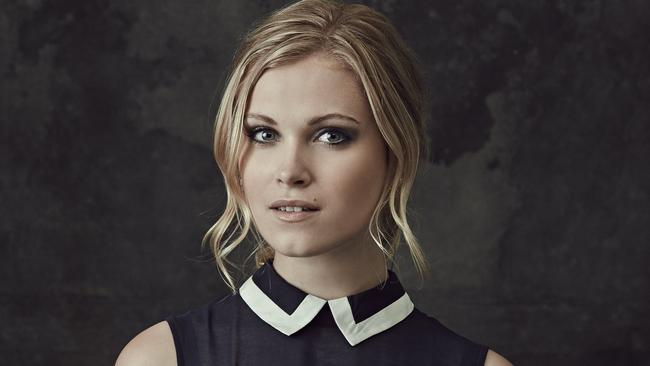 Aussie Eliza Taylor stars in new US sci-fi show The 100. Picture ...