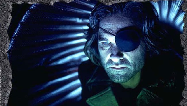 Kurt Russell as Snake Plissken. He has to come back!