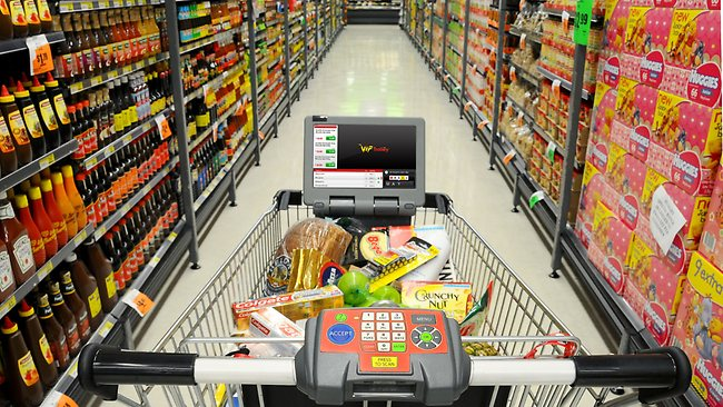 Infrared Shopping Trolley To Be Launched In Brisbane