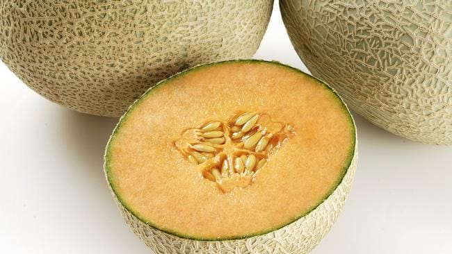 Six deaths have been linked to contaminated rockmelon in NSW and VIC this year.