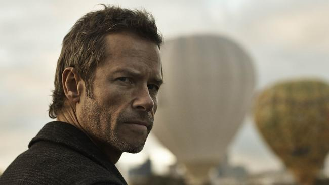 Move maveric ... Guy Pearce's acting career has been nothing short of brilliant.