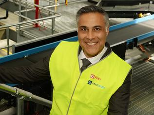 Behind the scenes at Australia Post