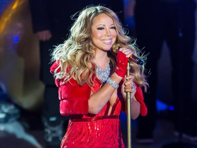 It's always a happy Christmas for Mariah Carey, who is a whole lot richer thanks to this one song