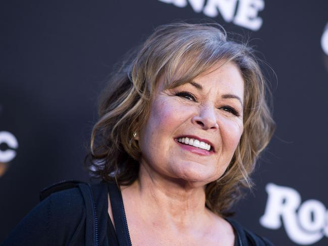 In the age of Trump, Roseanne Barr says she wants to get Americans talking again. Picture: AFP/Valerie Macon