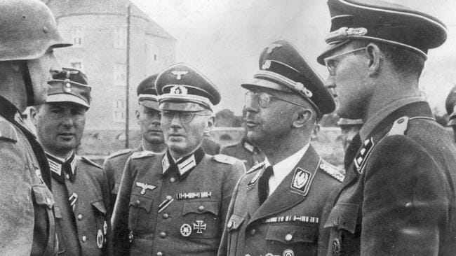 the holocaust heinrich himmler essay