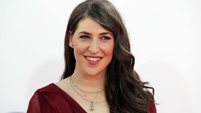 Mayim Bialik has announce she is divorcing her husband of nine years, Michael Stone.