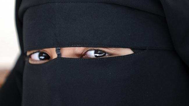 Tough question ... Should the burqa be banned in public buildings?