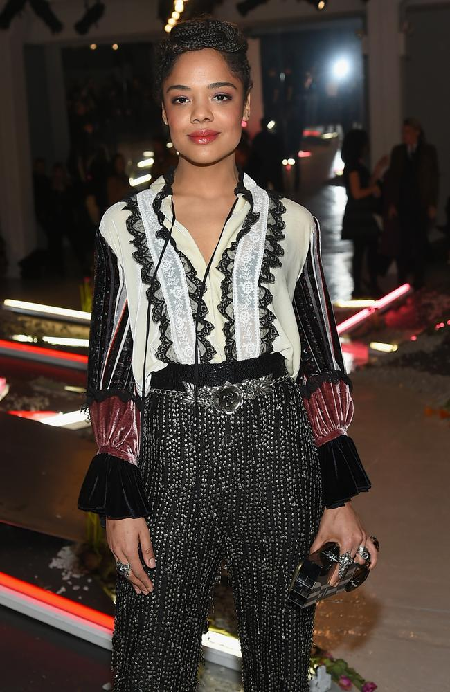 Tessa Thompson will join the Marvel Cinematic Universe in 2017. Picture: Ben Gabbe/Getty Images