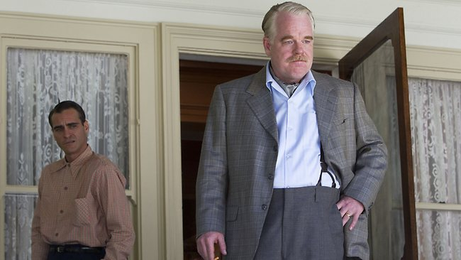 The Master Philip Seymour Hoffman
