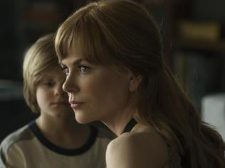 Nicole Kidman in a scene from Big Little Lies. Picture: Supplied