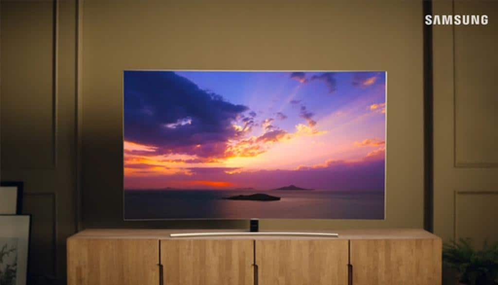samsung qled tv 2017 review worth the price. Black Bedroom Furniture Sets. Home Design Ideas