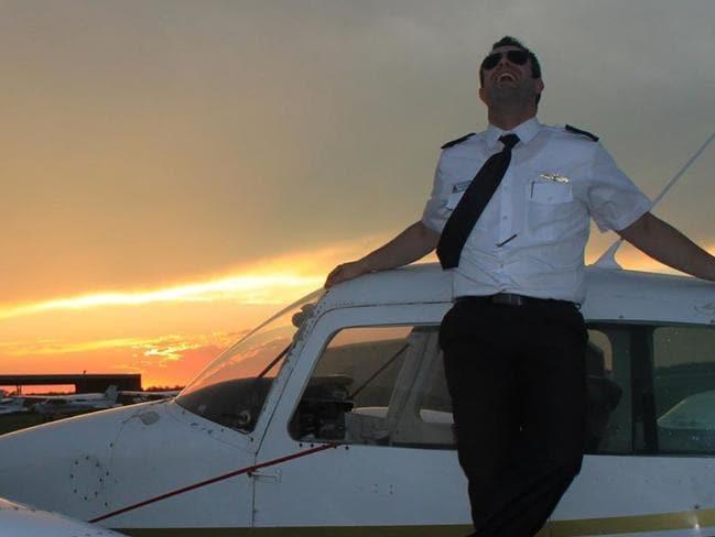 Daniel Burrill, of Brisbane, was one of two Queensland men killed in a plane crash near Darwin on Monday.