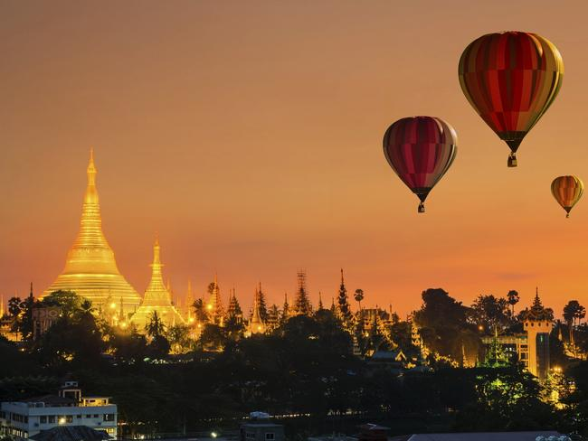 Thankfully, some of the must-see spots in Myanmar are relatively safe for tourists. Picture: iStock