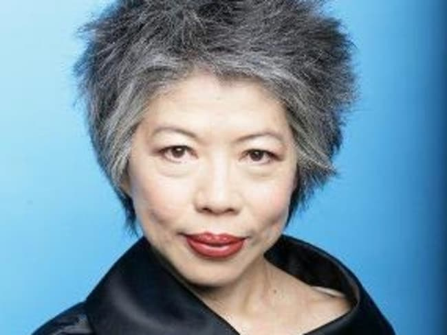 Controversial star ... SBS News presenter Lee Lin Chin has been at the centre of the controversy