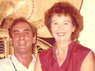 EMBARGOED UNTIL: 11/03/12... Robert And Margaret Penny Picture: Supplied