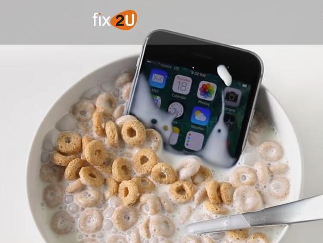 Fix2U is Australia's first nationwide on demand iPhone repair service.