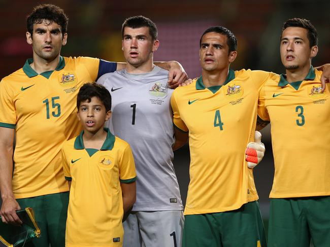 The lower your expectations of the Socceroos in Brazil, the better.